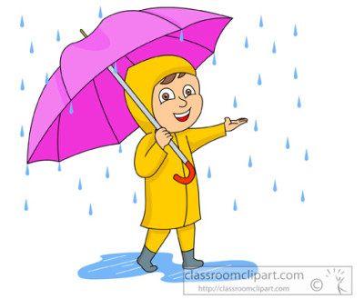 Cerita Misteri, Raya dan Nyanyian Hujan