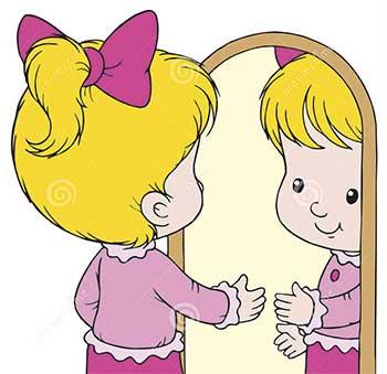 Cermin Ajaib Pemberi Kesedihan