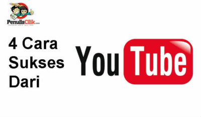 4 cara sukses dari youtube
