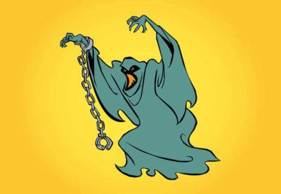 Lola Si Hantu Yang Menakutkan