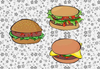 Burger Impian Yanu