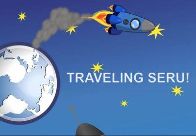 Travelling Seru Ala Anak Sekolah