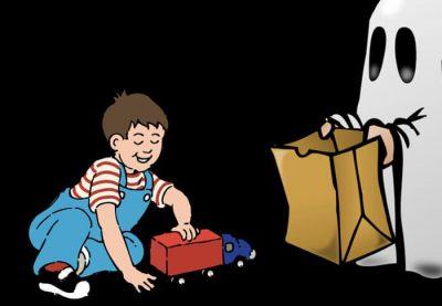 Misteri Sandekala Hantu Penculik Anak