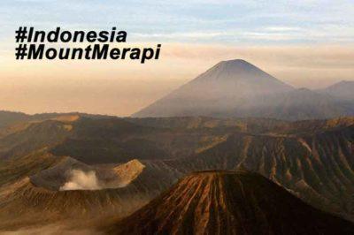 Jalan-Jalan ke Gunung Merapi