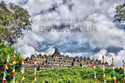Jalan-jalan ke Candi Borobudur