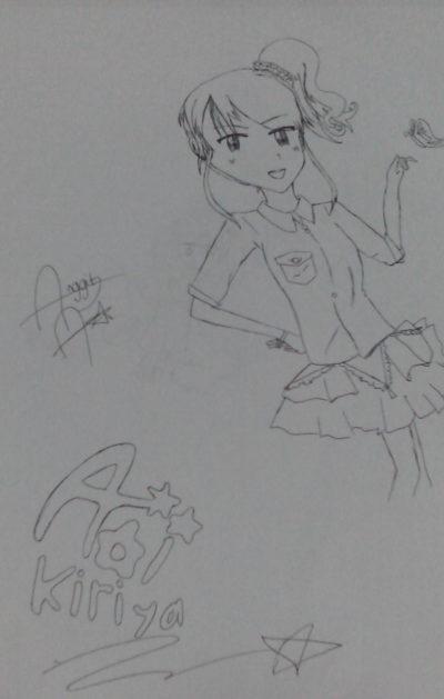 Gambar Aoi Kiriya