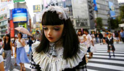 Boneka Lulu Hashimoto Yang Menghebohkan Warga Jepang