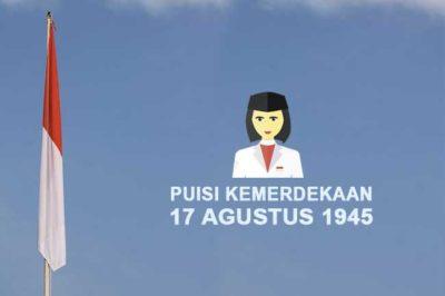 Puisi Kemerdekaan 17 Agustus 1945