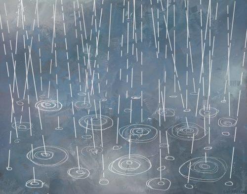 Cerita Pendek Anak Pelajaran Dan Berkah Dari Hujan