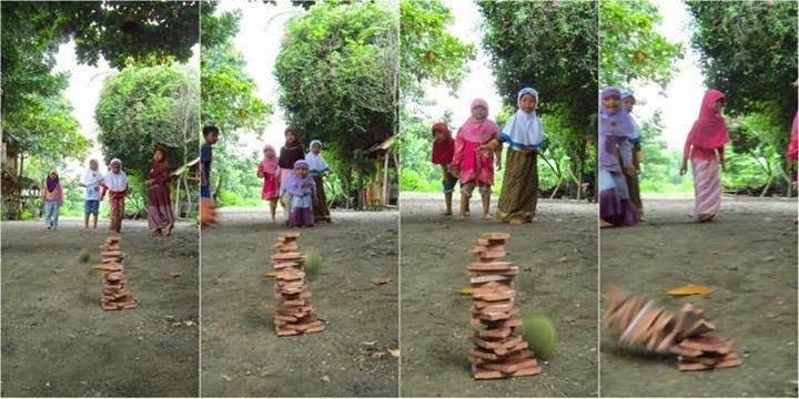 Berita Anak, Permainan Pecah Piring