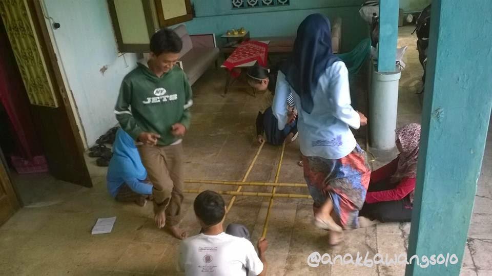 Berita Anak Permainan Tradisional Rangku Alu