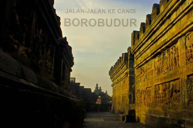 Pengalaman Pribadi Liburan Ke Candi Borobudur Penulis Cilik