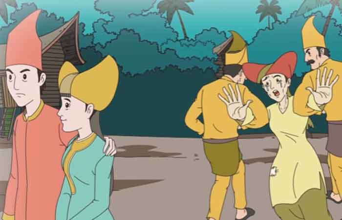 Legenda Cerita Malin Kundang Anak Durhaka Penulis Cilik