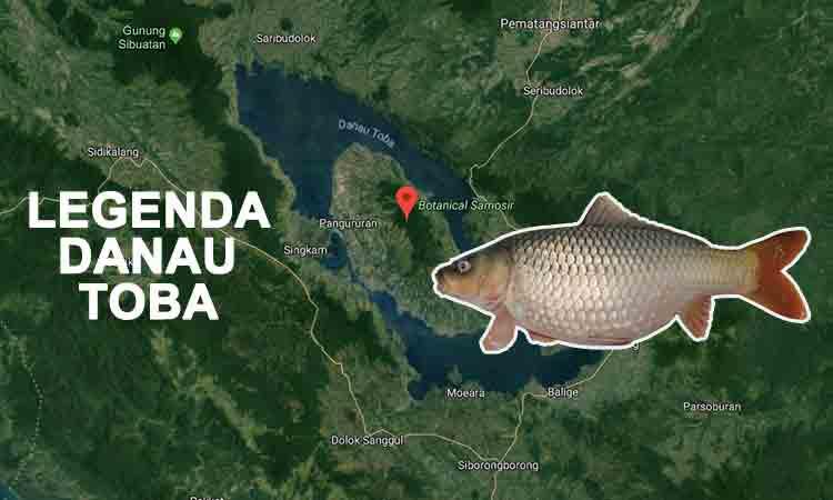 Legenda Danau Toba Singkat Terbaru Penulis Cilik
