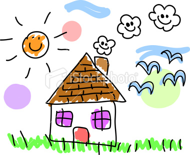 870 Gambar Kartun Rumah Baru Gratis Terbaru