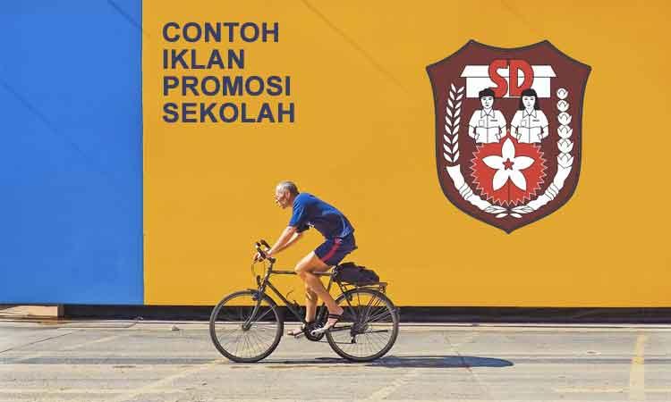 Contoh Iklan Promosi Sekolah Tk Sd Smp Sma Smk Penulis Cilik