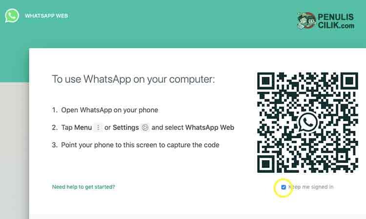 Wa Web, Begini Cara Cepat Menggunakan WhatsApp Web
